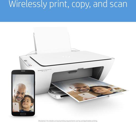 bol.com   HP DeskJet 2633 - All-in-One Printer