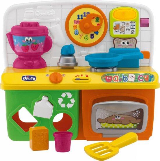 bolcom  Chicco Sprekende Keuken Chicco  Speelgoed