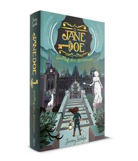 Jane Doe 1 - Jane Doe en de Doolhof der Dimensies