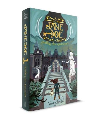 Jane Doe 1 - Doolhof der Dimensies