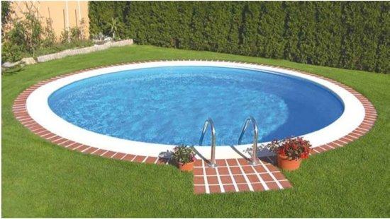 Summer Fun Zwembad Inbouw Zwembad Florida Rond