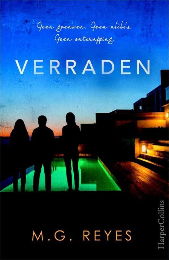 Verraden (ENG: Vindicated) Boek omslag