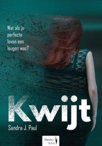 Image result for Kwijt - Sandra J. Paul