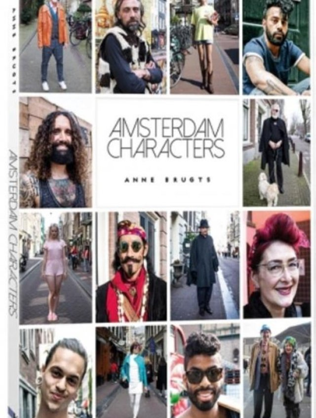 Amsterdam characters