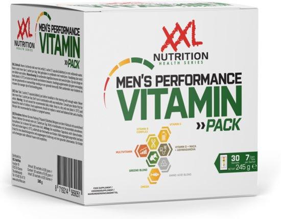 Men's Performance Vitamin Pack - 30 Sachets