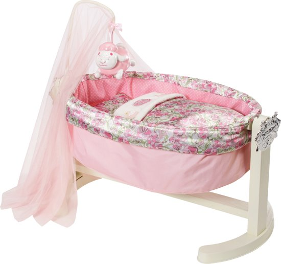 bolcom  Baby Annabell Wieg  Poppenbed Zapf creation