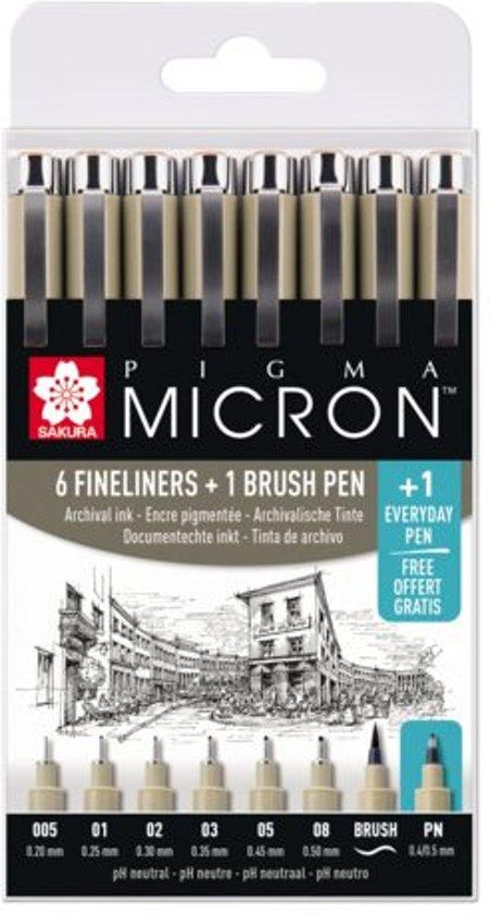 Sakura Pigma Micron pen