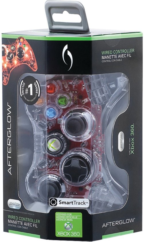 Afterglow Gaming Controller Xbox 360