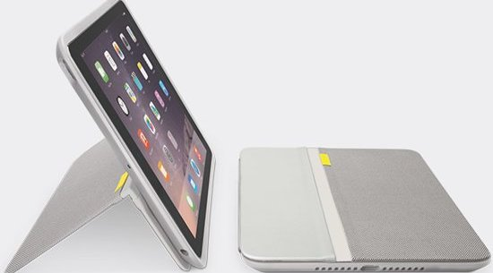 Logitech AnyAngle voor iPad Air 2 - One Hand in my Pocket
