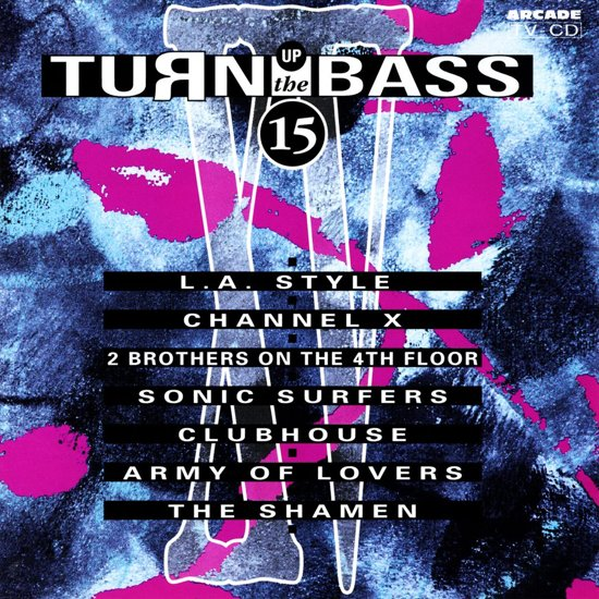 bol.com   Turn Up the Bass. Vol. 15. Various   CD (album)   Muziek