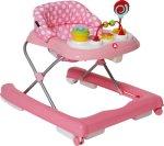 Baby loopstoel roze