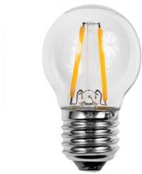 bol.com | Filament LED-lamp E27 1,8 Watt 100 lumen 2200 kelvin