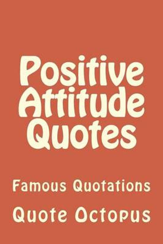 Image of: Bad Productbeschrijving Bolcom Positive Attitude Quotes
