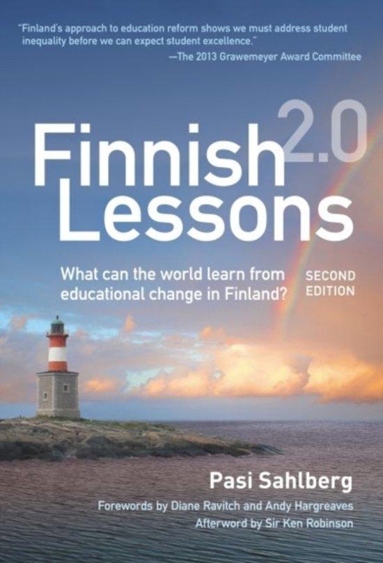 Bolcom  Finnish Lessons 20, Pasi Sahlberg