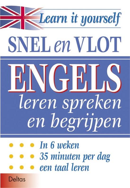 bolcom  Snel en vlot  Engels leren spreken en begrijpen