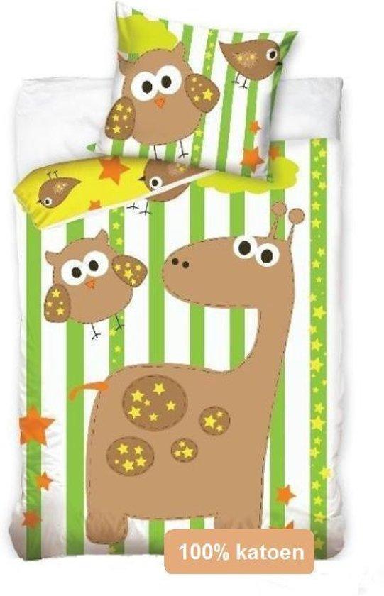 Dekbedovertrek Giraf