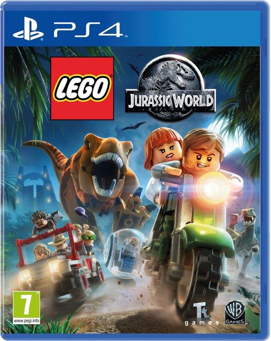 LEGO: Jurassic World - PS4