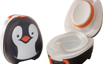 My Carry Potty - Plaspotje - Pinguïn