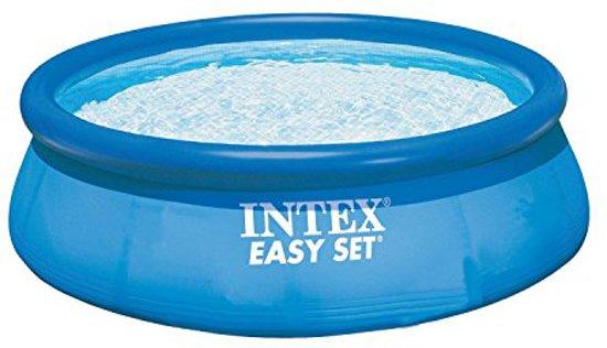 Intex Easy Set Pool Zwembad Cm Zonder Pomp