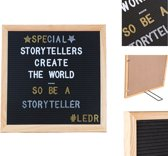 Letter board ledr