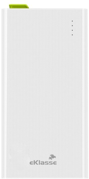 Buy Eklasse EKPB20001 Polymer Power Bank 20000mAh White