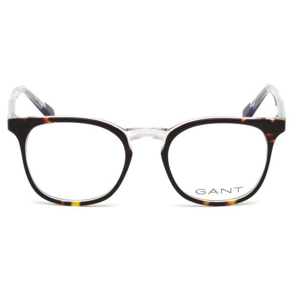 Buy Gant Optical Frame Havana Plastic For Unisex GA3164
