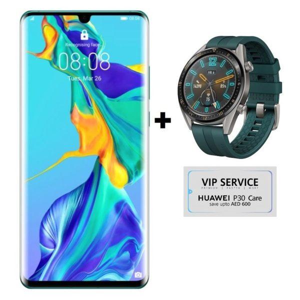 Buy Huawei P30 Pro 256gb Aurora Vog L29 Pre Order Gt Watch Vip