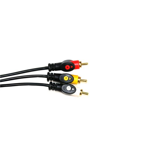 Buy online Best price of 2B CV263 Audio/VIDEO Cable 3 RCA