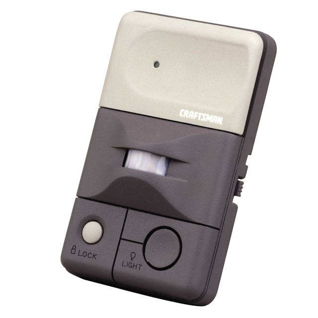 Craftsman Garage Door Opener Wall Control Console 41a4899 And
