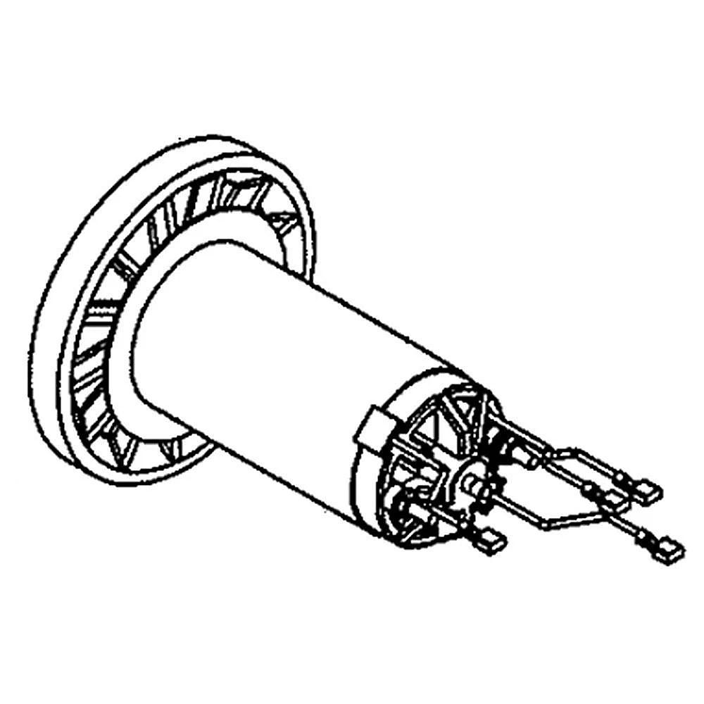 Treadmill Drive Motor