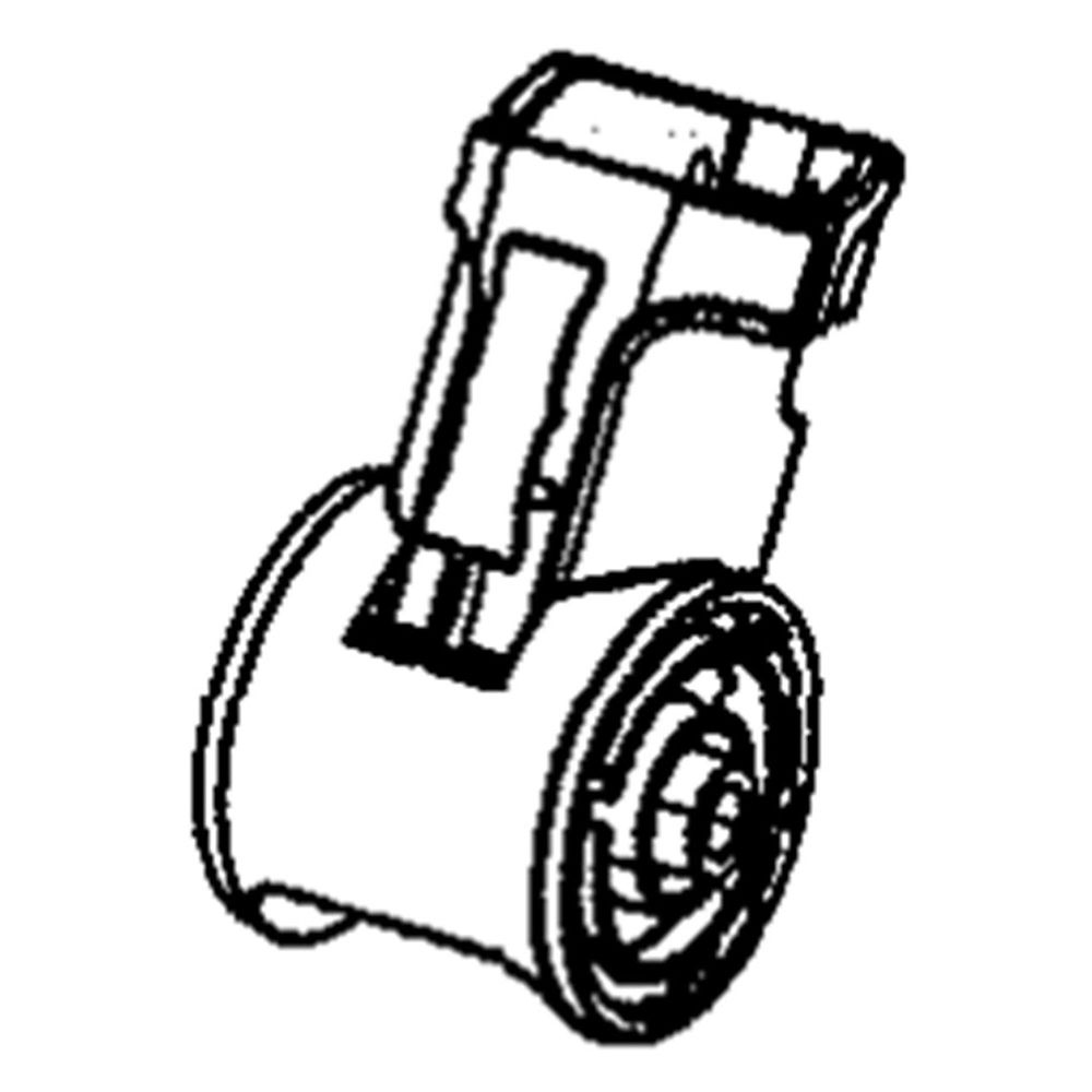 Vacuum Nozzle Holder