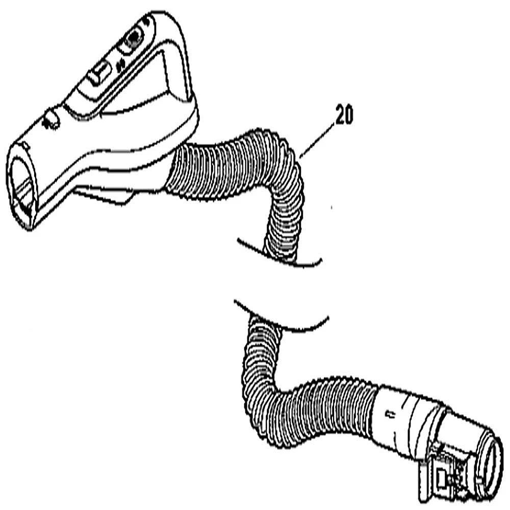 Vacuum Hose Assembly