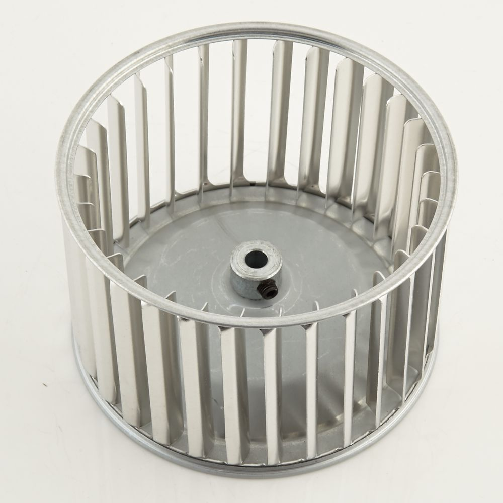 Range Hood Blower Wheel Assembly