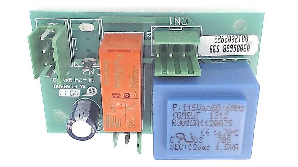 Range Hood Electronic Control Board
