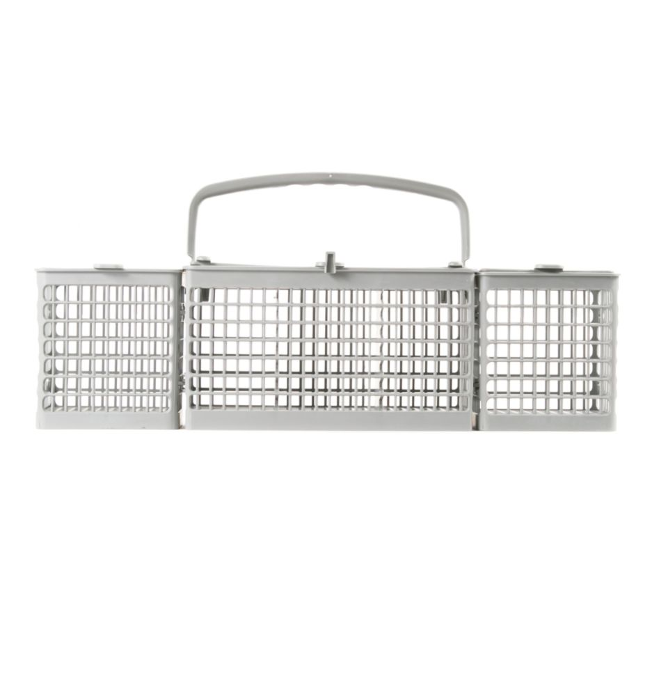 Dishwasher Silverware Basket Assembly 7-piece
