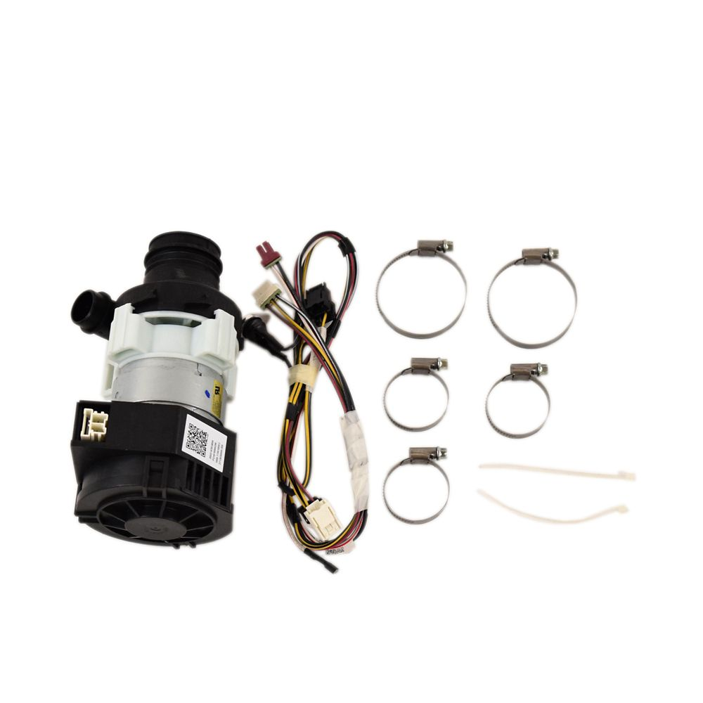 Dishwasher Circulation Pump Assembly