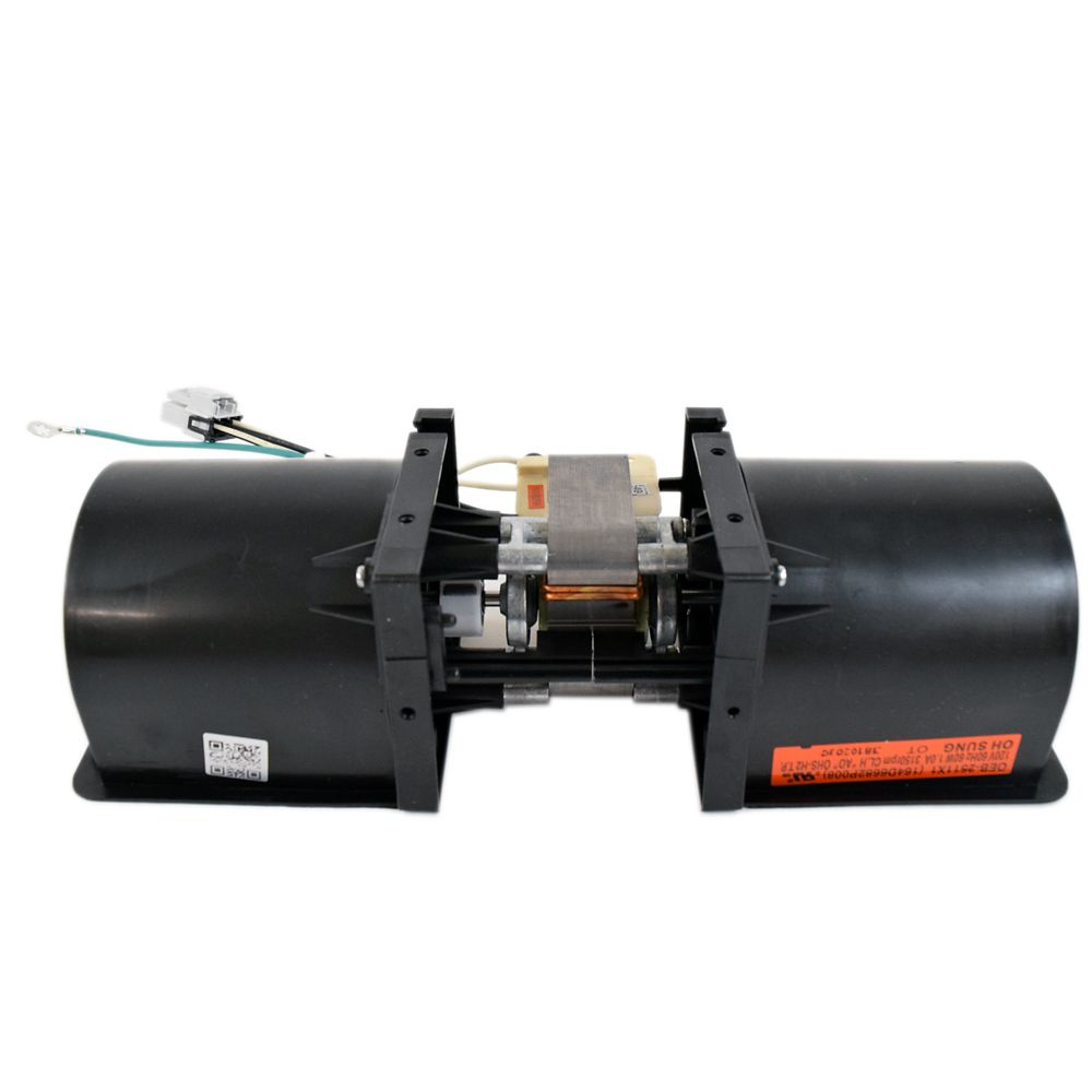 Wall Oven Cooling Fan Assembly