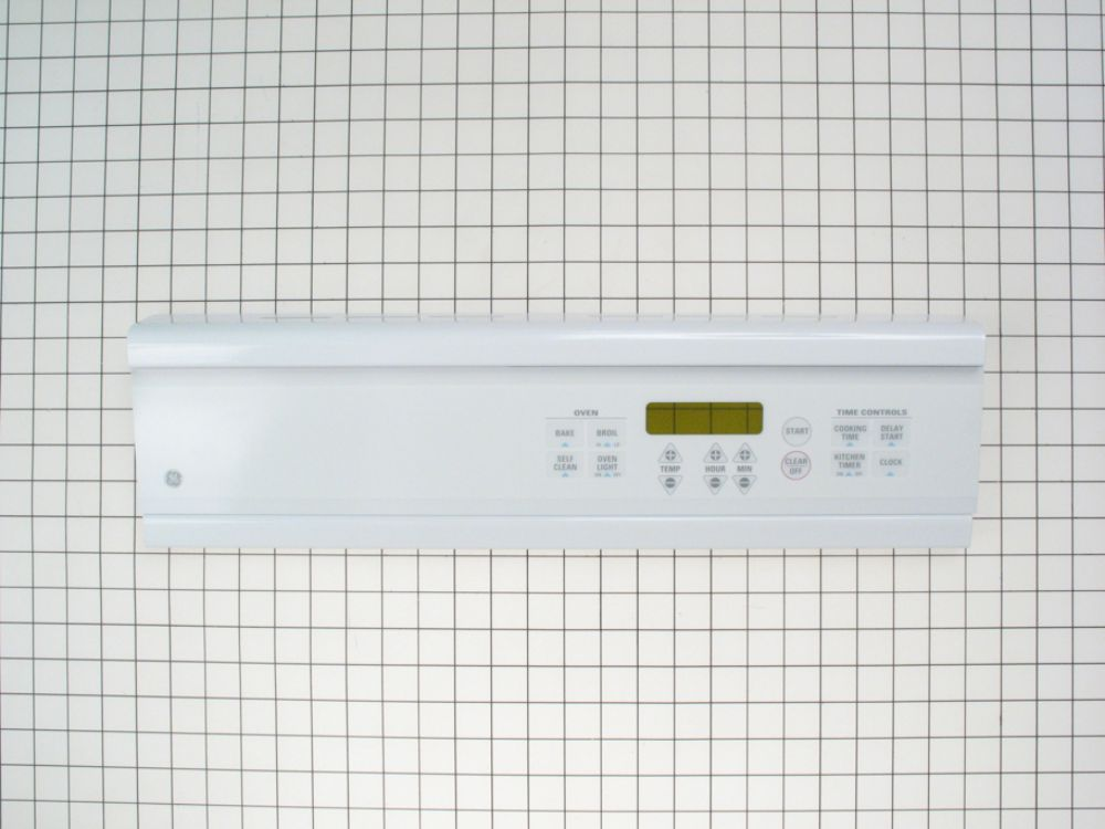 WB36T10543 GE Range Control Panel