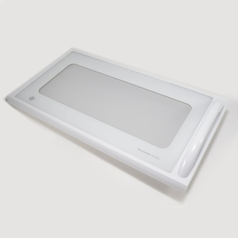 Microwave Door Assembly (White)