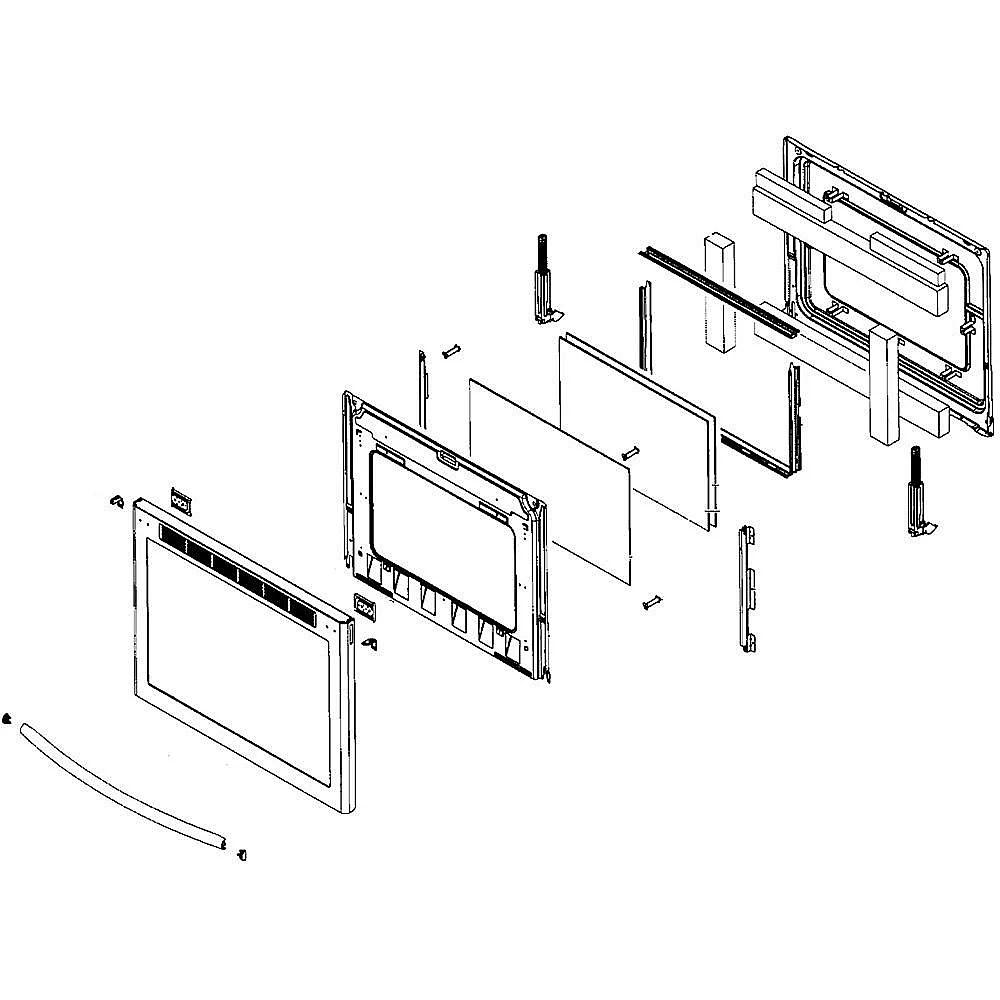 Samsung NE58K9430SS/AA-00 electric range manual