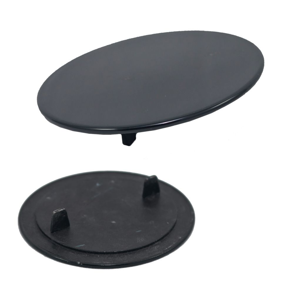 Range Surface Burner Cap (Black)