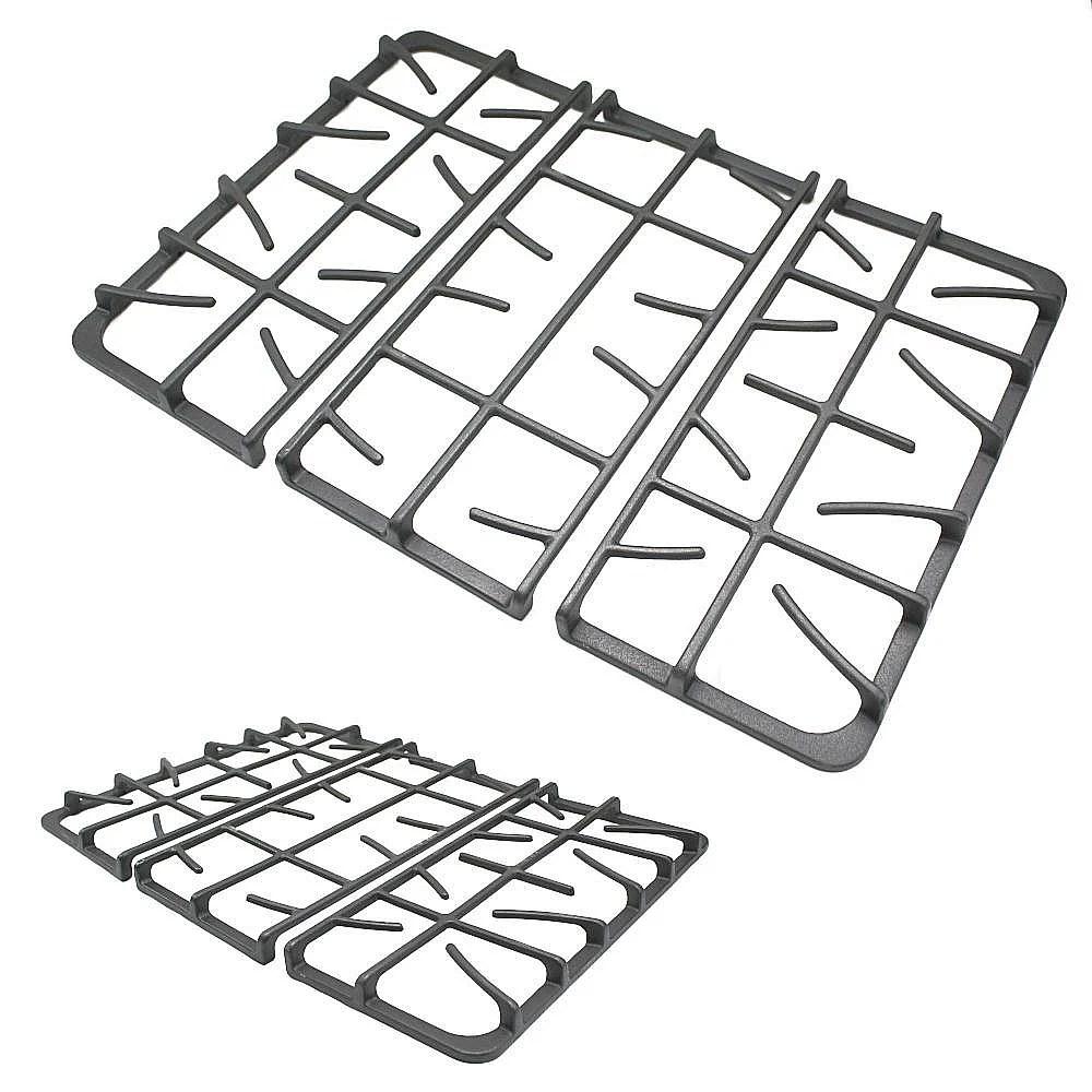 Range Surface Burner Grate Set