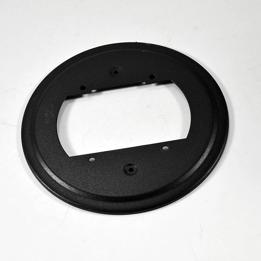 Range Surface Burner Skirt 18000-BTU (Black)