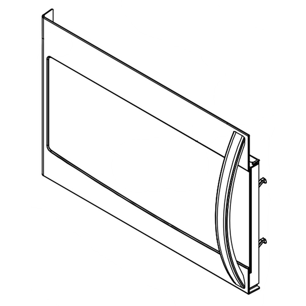 Kenmore 79080343310 microwave/hood combo manual