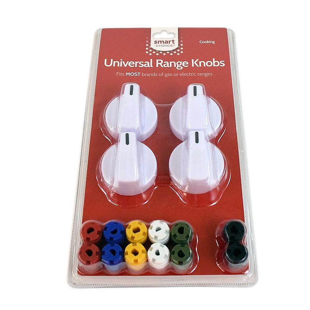 Range Universal Knob Kit (White)