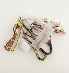 bosch 00654762 dishwasher wire harness [ 1000 x 1000 Pixel ]