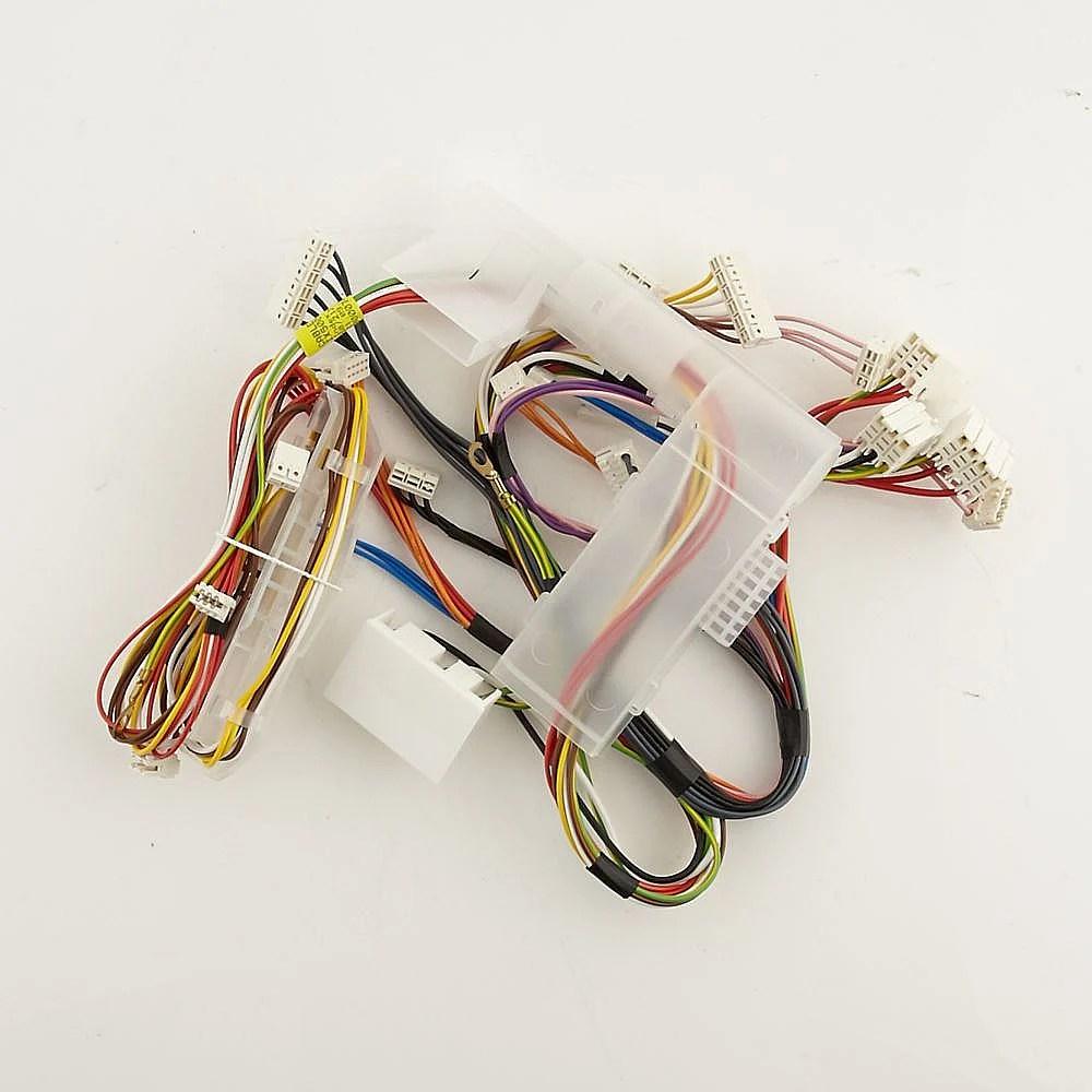 hight resolution of bosch 00654762 dishwasher wire harness
