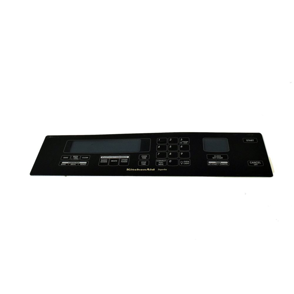 Wall Oven Membrane Switch (Black)