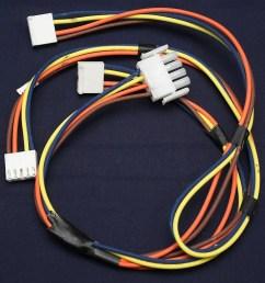 kitchenaid 8304052 wall oven wire harness [ 1000 x 1000 Pixel ]