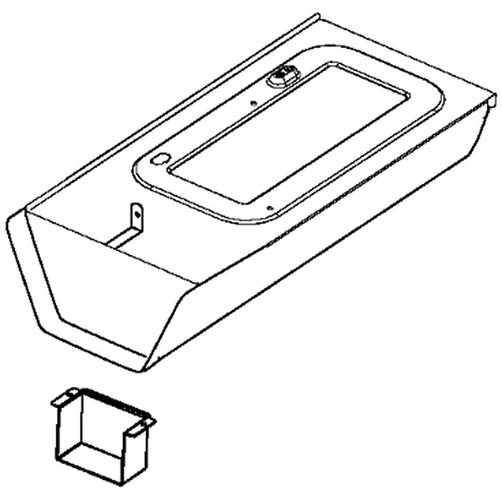 Whirlpool MH1160XSS1 microwave/hood combo manual